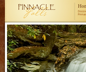 pinnacle falls thumb